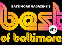 Best of Baltimore Magazine 2015